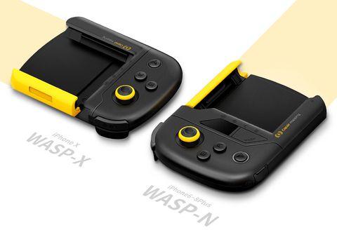 Tay Cầm Chơi Game Flydigi Wasp Cho Liên quân, Pubg, Rules, Free Fire , Fortnight Trực Tiếp Từ Appstore Cho iOs iPhone ( Bảo hành 12 tháng )