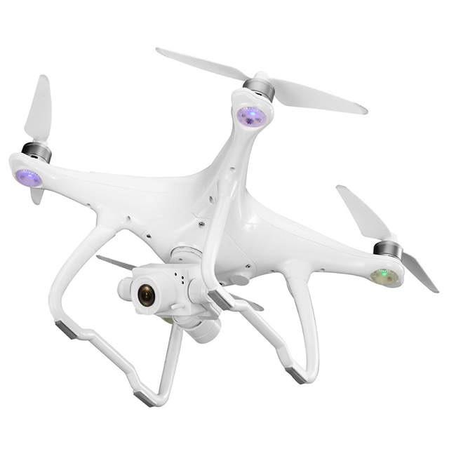 Flycam JJRC X6 thế hệ mới Động cơ không chổi than, Gimbal trống rung 3 trục, camera 1080P, thời gian bay 25 Phút