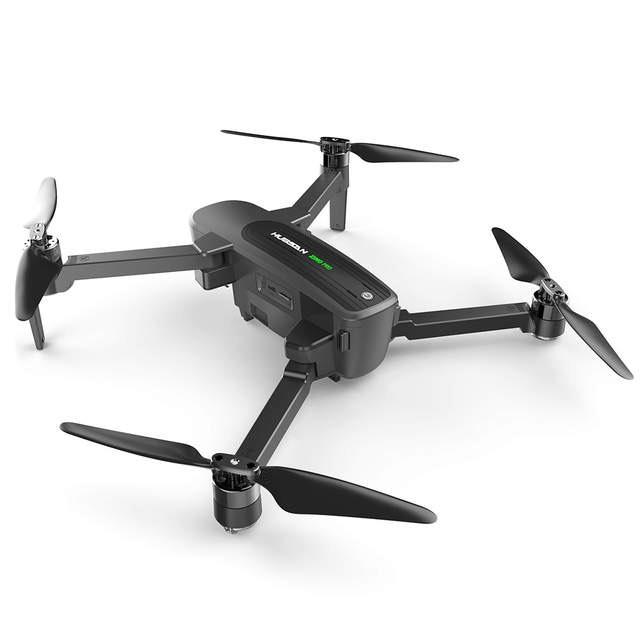 Flycam Hubsan Zino Pro camera 4k Gimbal trống rung 3 Trục thời gian bay 23 phút tầm xa lên đến 4Km