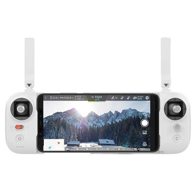 Flycam Xiaomi Fimi X8 SE Gấp Gọn, Gimbal Trống Rung 3 Trục, Quay Phim 4K, Tầm xa 5KM, Thời Gian Hoạt Động 33 Phút