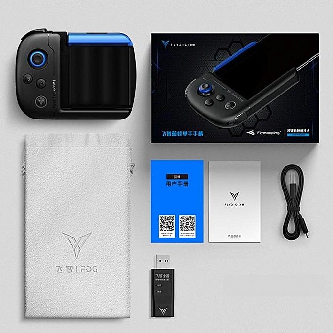 Tay cầm chơi game Flydigi WASP BT chơi PUBG , ROS , liên quân mobile, game FPS khác  dành cho điện thoại Android - BH 12 tháng