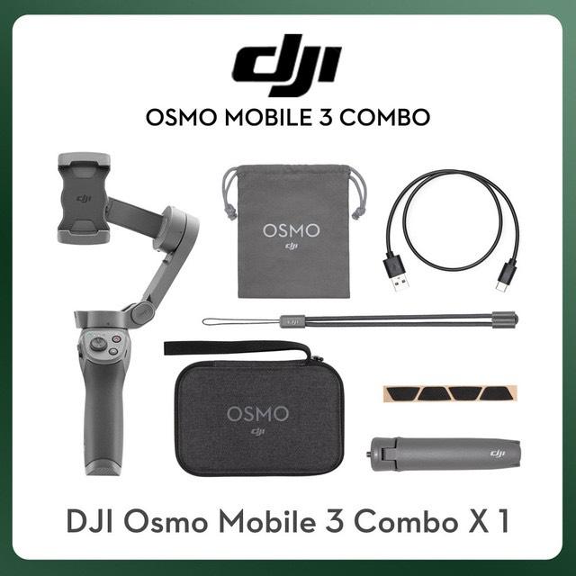 DJI Osmo Mobile 3 – Gimbal chống rung cho điện thoại Chính Hãng